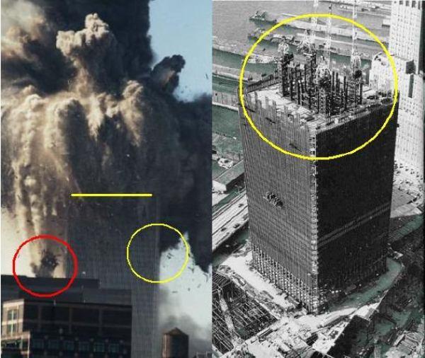 где стояли башни близнецы на карте выиграл Лигу