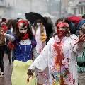 Необычный флешмоб в Воронеже: на улицы выйдут зомби