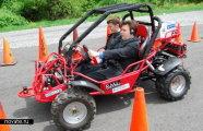 В США представлен прототип автомобиля для слепых