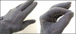 Перчатки, которые умеют хранить секреты