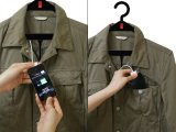 The Hanger USB Charger: гардеробная вешалка для… гаджетов