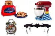 Супергерои спешат на помощь… по хозяйству: обзор креативных предметов быта, созданных в честь персонажей комиксов