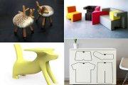 Обстановка, развивающая воображение: обзор самой оригинальной детской мебели от современных дизайнеров