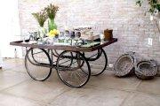 Промышленный дизайн: Оригинальные предметы интерьера, созданные из старых велосипедов
