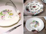 Промышленный дизайн: Оригинальная прооперированная посуда от Beccy Ridsdel