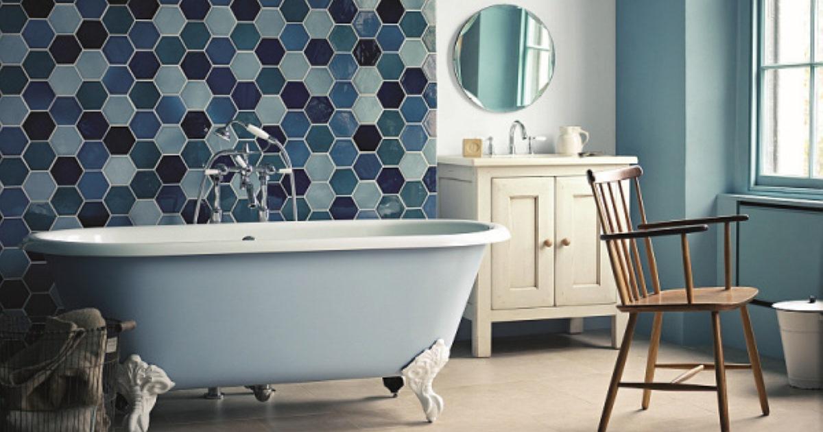 Яркие идеи дизайна ванны