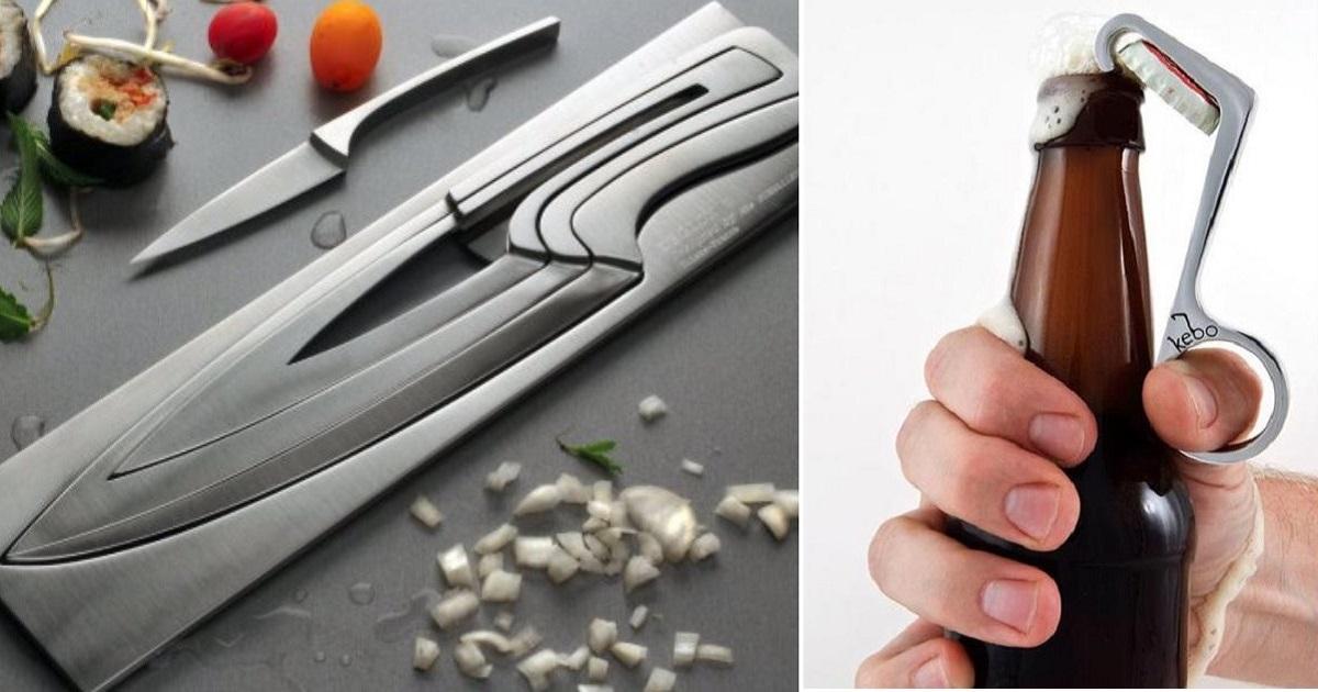 18 приспособлений для кухни и дома, которые могут существенно упростить жизнь