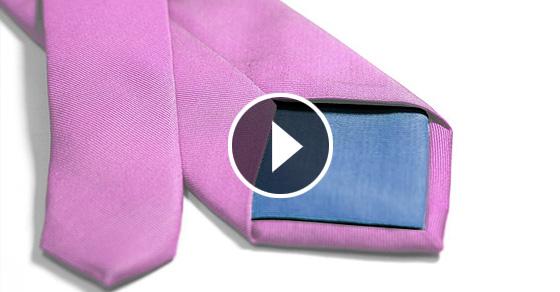 Лайфхак: самый простой, быстрый и необычный способ завязать узел галстука