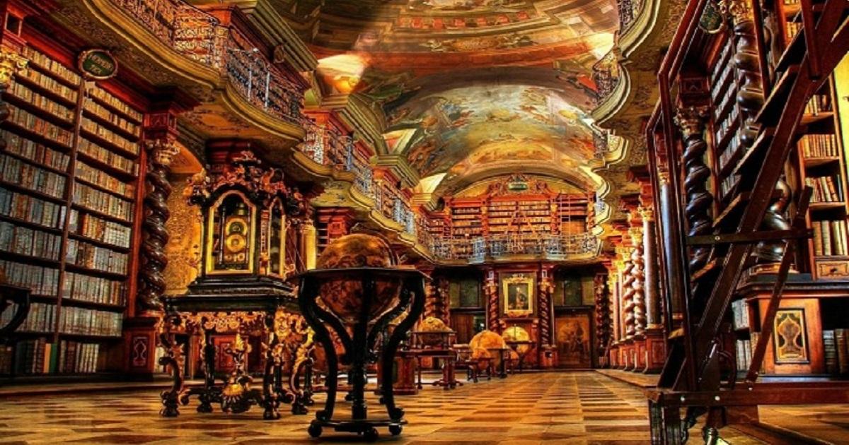 ТОП-10 самых красивых библиотек в мире с ФОТО