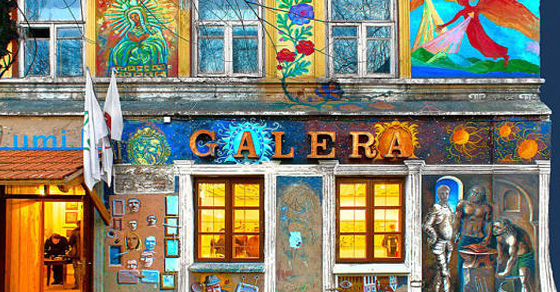 15 самых красочных зданий в мире
