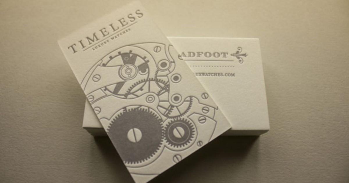 Как произвести впечатление на клиентов самыми роскошными визитками в мире