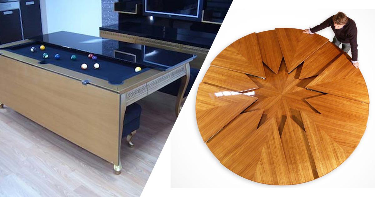 10 странных, но гениальных предметов мебели