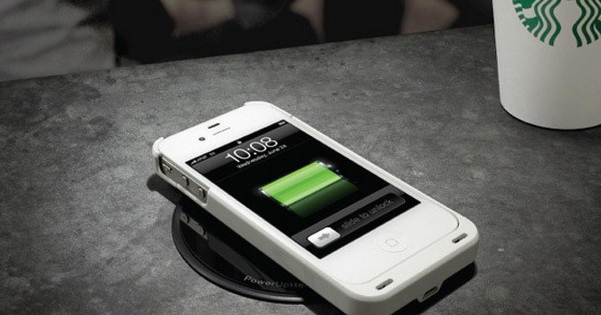 5 самых необычных способов беспроводной зарядки смартфона