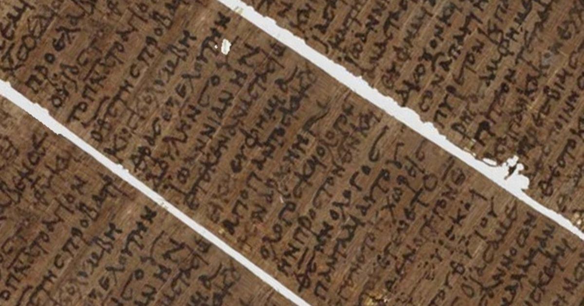 10 древних книг, скрывающих тайные знания