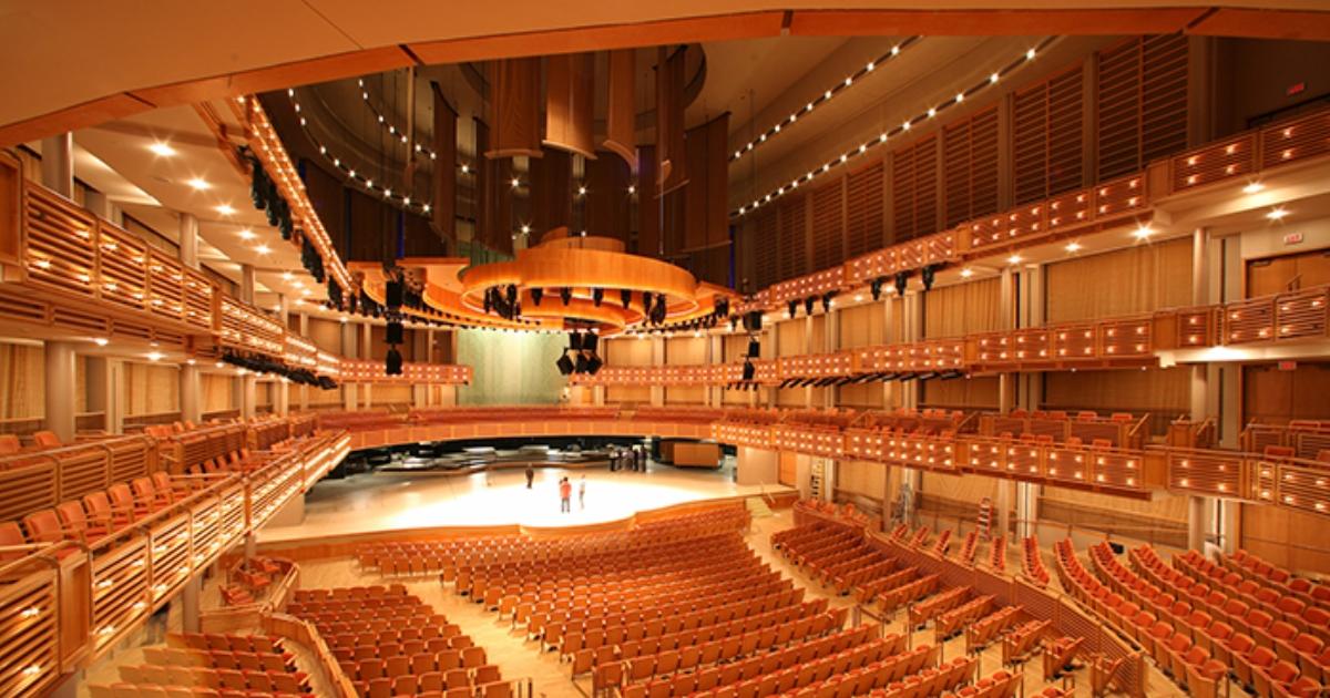 25 самых потрясающих концертных залов со всего мира, входящих в культурный фонд человечества
