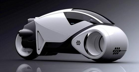 5 футуристических концептов мотоциклов, которые могут стать реальностью в недалёком будущем