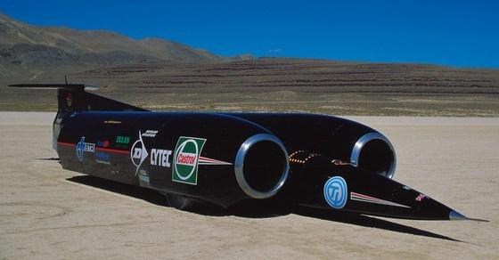 10 транспортных средств, демонстрирующих невероятные возможности благодаря авиационным двигателям