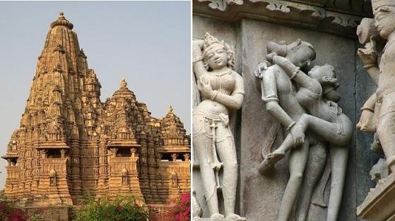 Есть чему поучиться: эротические храмы Индии