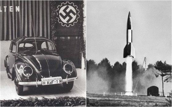 10 позитивных достижений нацистской Германии