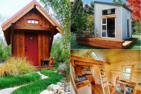 5 отличных вариантов домиков для дачи стоимостью от $1000 и до $25000