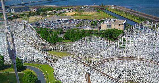 25 самых посещаемых тематических парков в мире, в которых стоит побывать во время долгожданного отпуска