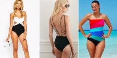 Fashion: Стильно и сексуально: 25 самых модных слитных купальников