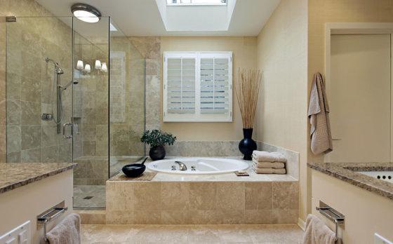 Баня в ванной комнате: инструкция как сделать своими руками, видео и фото