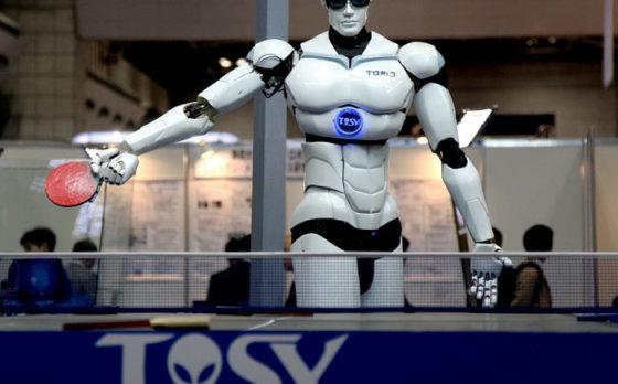 Роботы наступают: 10 шокирующих человекоподобных роботов в мире