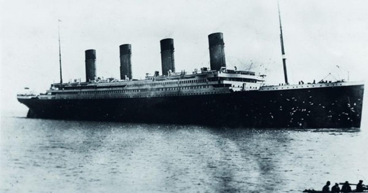 11 малоизвестных фактов и редких фотографий «Титаника