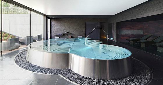 19 роскошных ванн, из которых не захочется вылезать