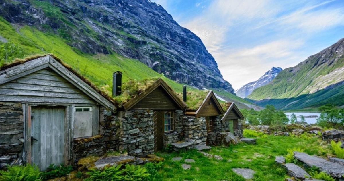 Прекрасна в своей естественной красе: «мифическая» архитектура Норвегии