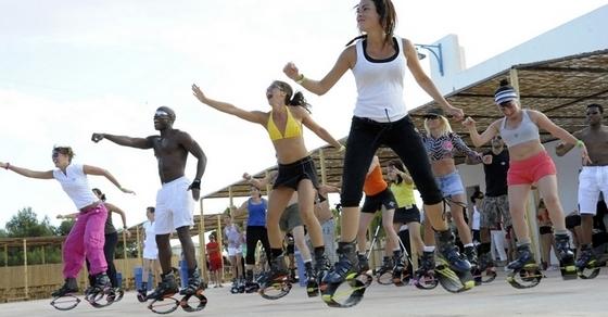 10 необычных фитнес-тренировок, которые гарантируют хорошее настроение