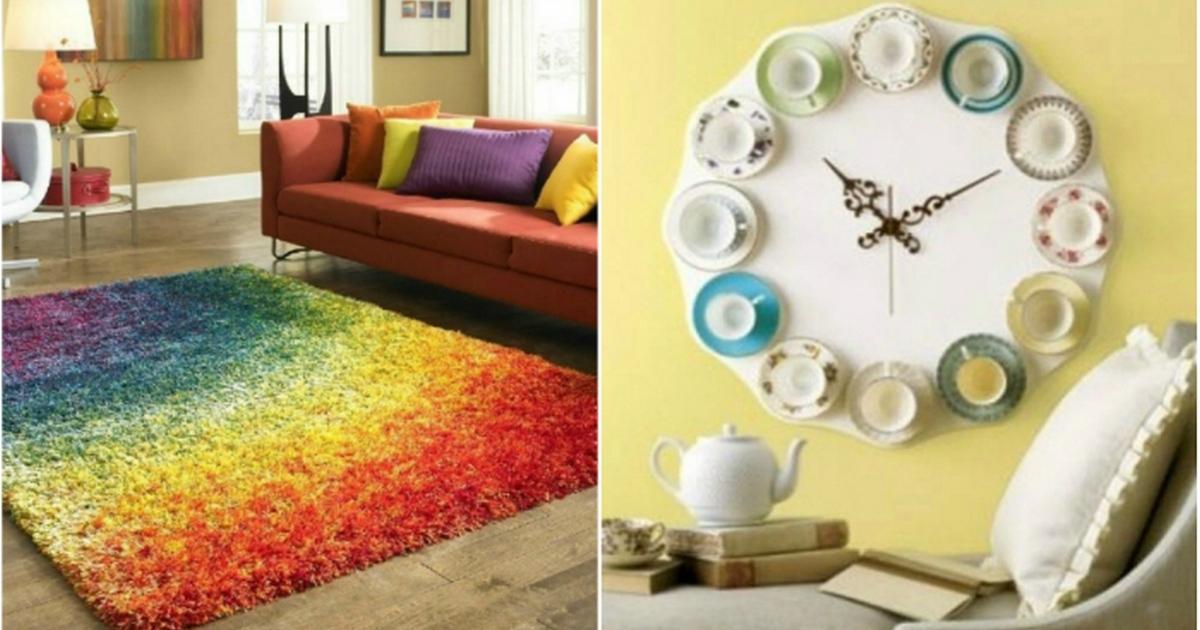 17 простых и бюджетных идей по созданию уютного и роскошного интерьера дома
