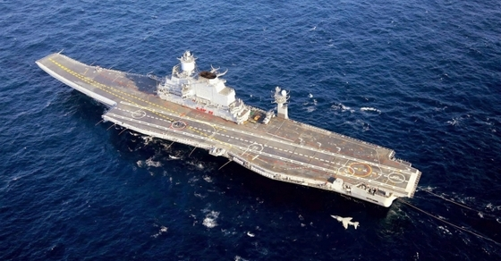 7 самых больших военно-морских боевых кораблей со всего мира