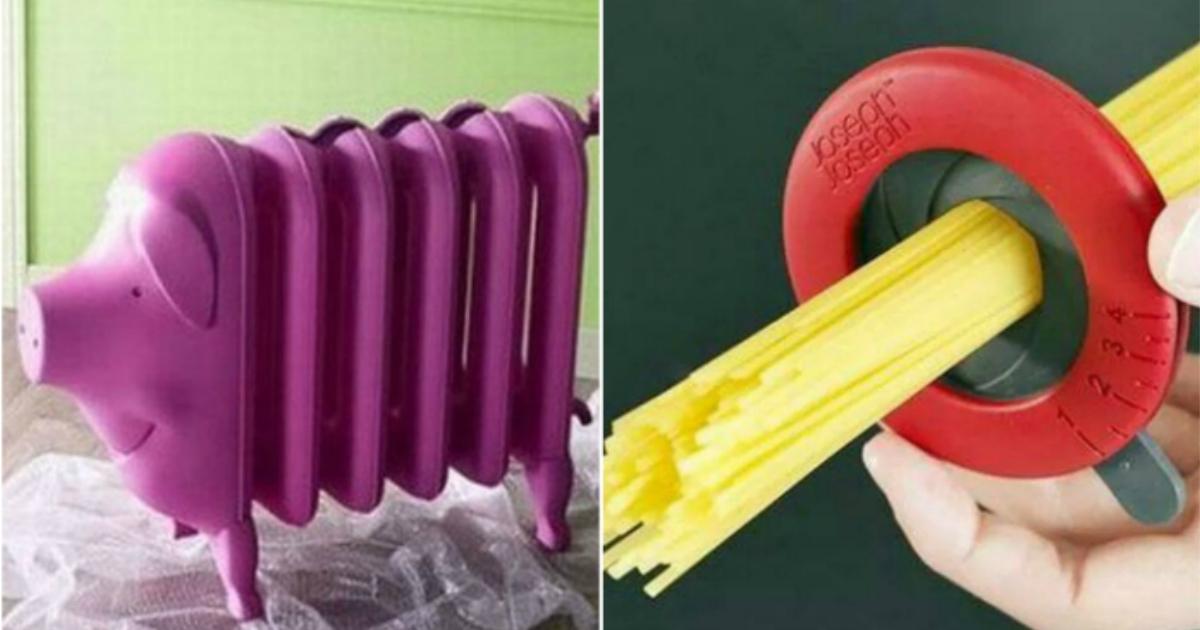 17 полезных и оригинальных изобретений для дома, которыми нужно обязательно обзавестись