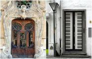 Архитектура: Добро пожаловать: 18 фантастических дверей со всего мира, которые выглядят, как настоящие произведения искусства