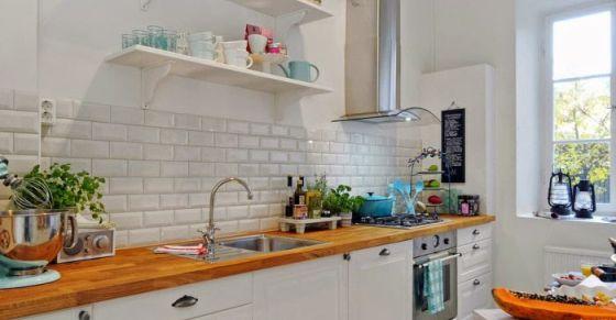 Как сэкономить на ремонте кухни: 5 практичных идей и 15 наглядных примеров