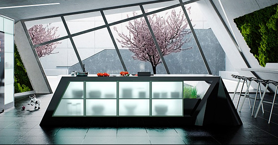 20 актуальных примеров ультрасовременного дизайна кухни, которые непременно порадуют глаз