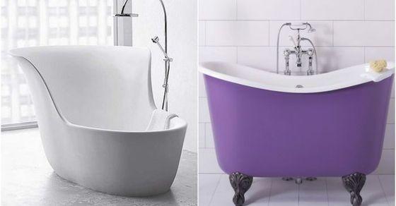 7 миниатюрных ванн, от которых невозможно отвести взгляд