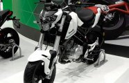 ����� �������� Benelli Tornado Naked T