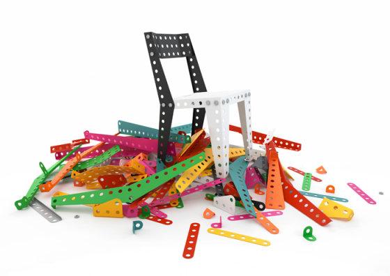 Мебель-конструктор, от которой будут в восторге не только дети, но и взрослые
