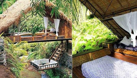5 экзотических отелей, в которых можно забыть, что такое зима