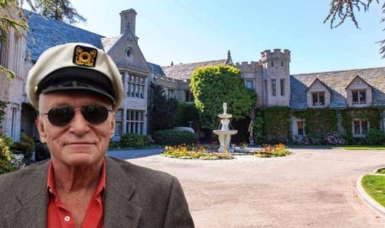 Скандально известный особняк Playboy выставлен на продажу за $ 200 млн