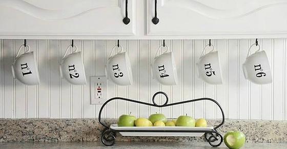Дизайнерские хитрости: 19 оригинальных идей для хранения различных вещей в доме