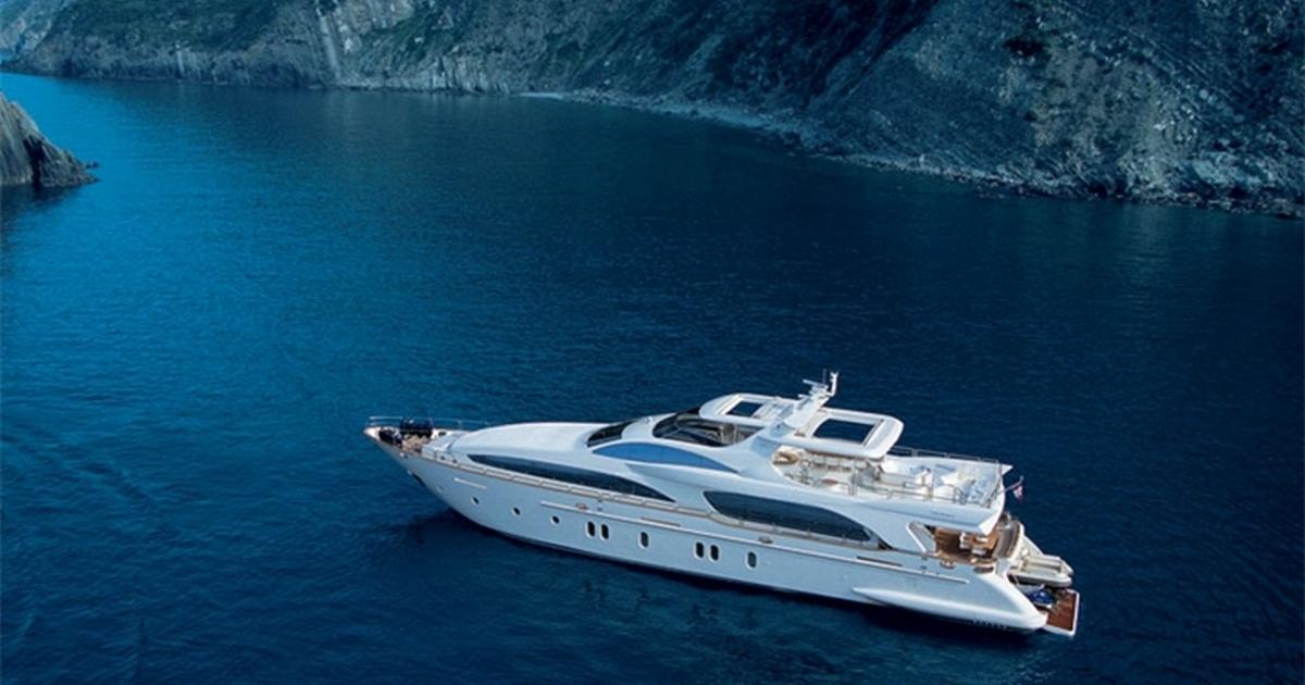 Роскошь без границ, или 10 малоизвестных фактов о супер яхтах