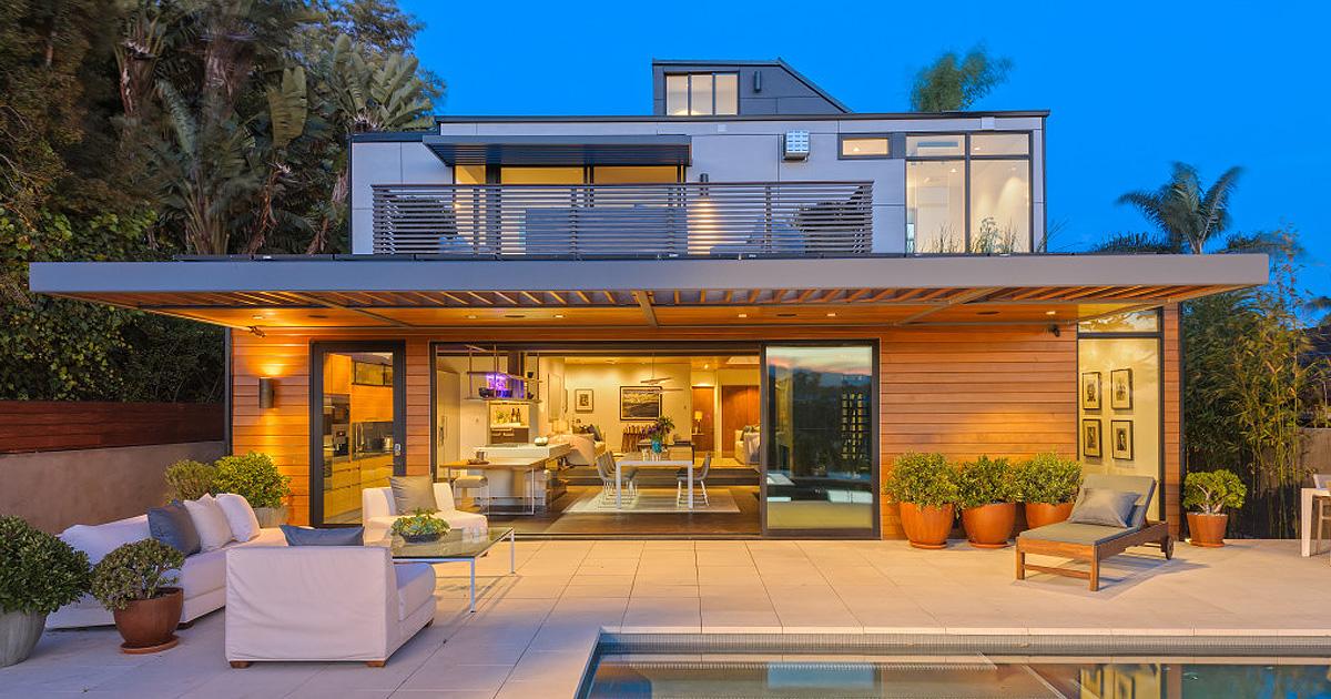 19 вариантов модульных домов, которые влюбляют в себя с первого взгляда