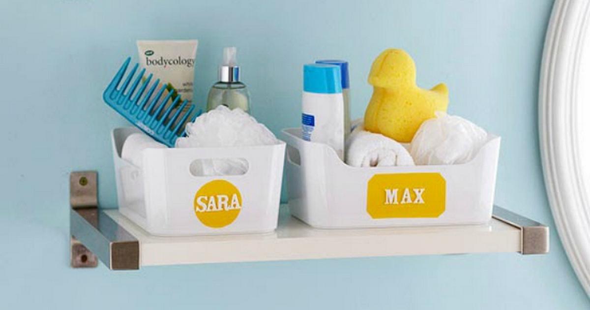 17 потрясающих идей организации пространства в ванной комнате
