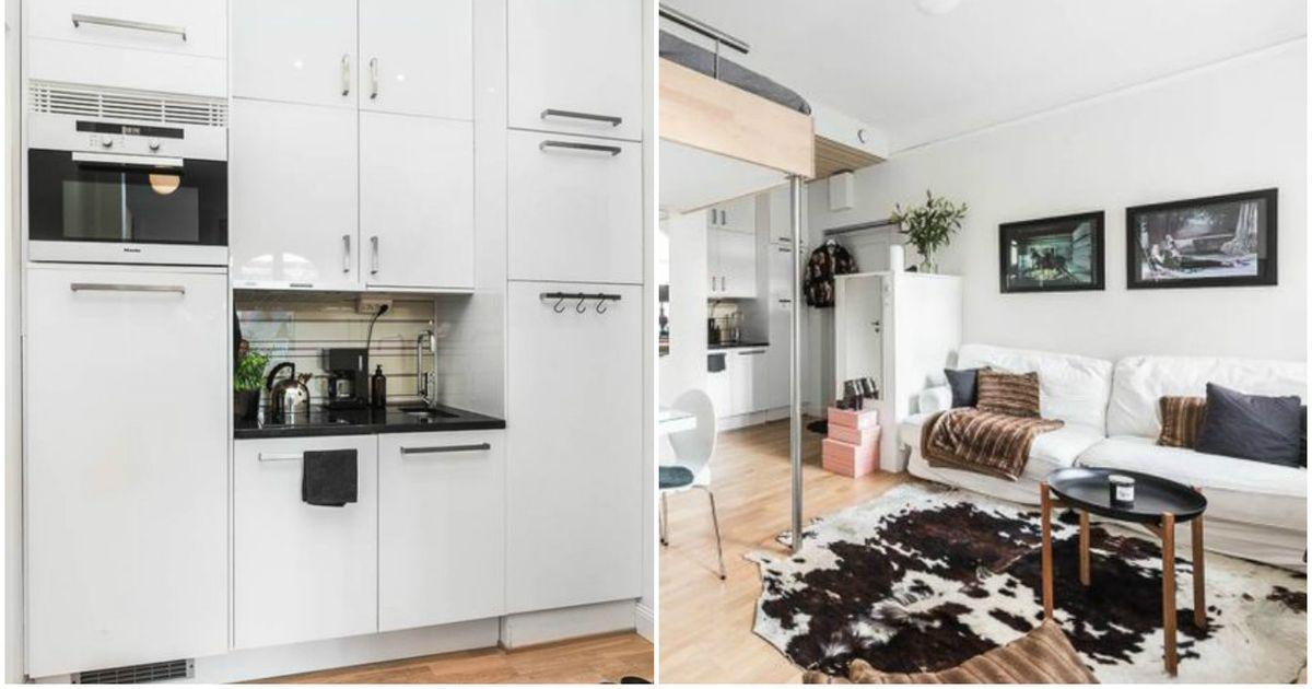 Жизнь в малогабаритке: 5 советов тем, кто считает свою квартиру тесной