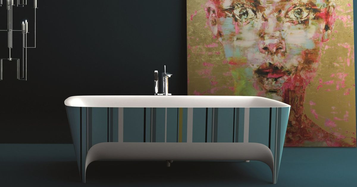 Ванна, как произведение искусства: новый взгляд на создание сантехники