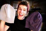 Fashion: Расчищаем шкаф. Как сделать стильную шапку из старого свитера